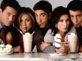 émission spéciale Friends